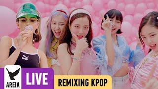 Kpop remix live! blackpink - ice cream (feat. selena gomez)