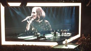 Adele - Water under the bridge [25 Tour, Dublin, 4th March 2016]