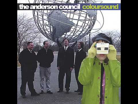 The Anderson Council - Sitting On a Cloud