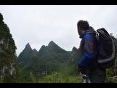 Vietnam Travel Guide: Cao Bang Province - a trip to Pac Bo, Chinese Border, Thong Nong