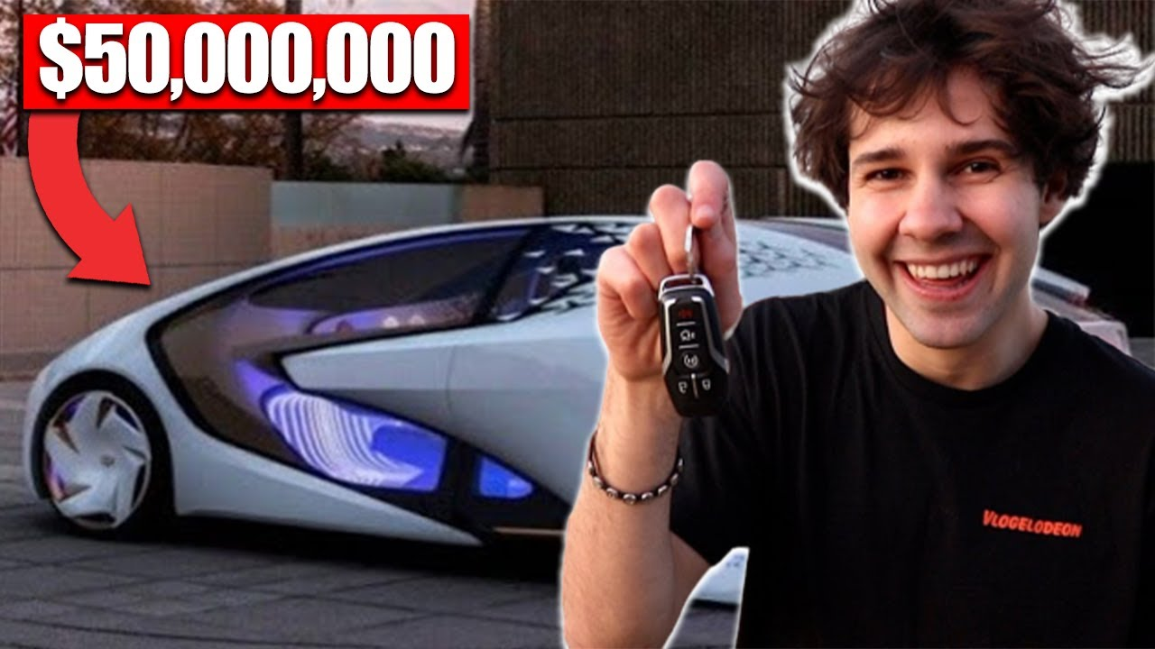 10 Crazy Things David Dobrik Spends His Millions On