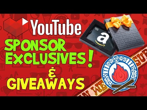 YouAlwaysWin Sponsor Exclusives, Giveaways & CanWeSurvive News!