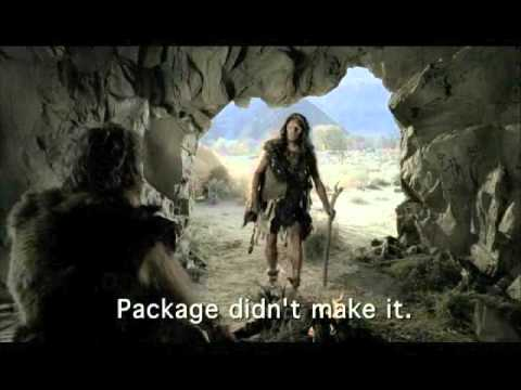 FedEx Stick Super Bowl XL 2006 Commercial