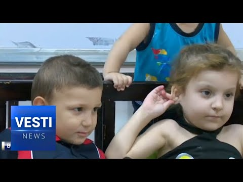 Children of Shakhids from Russia Returned from the ISIS Territory