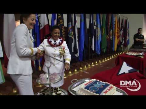 Joint Region Marianas Change of Command