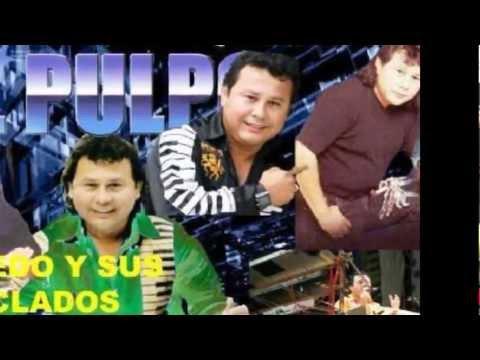 ALFREDO (El Pulpo) Y SUS TECLADOS MIX.Rogmeld 2012..avi
