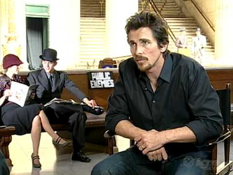 Public Enemies: Christian Bale Interview