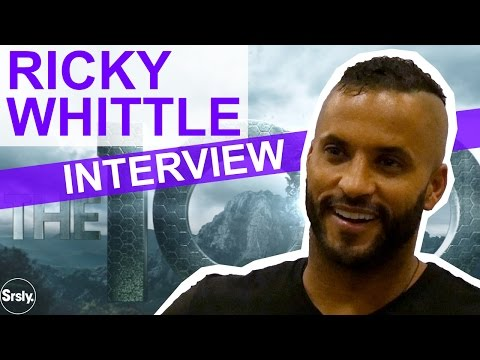 The 100 - Interview 100% fans : Ricky Whittle