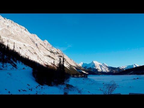 The Big Trip - Canadian Rockies - 26th Dec 2015 to 2nd Jan 2016