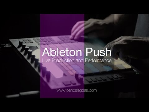 Ableton Push Live Production and Performance | Ambient Improvisation 2