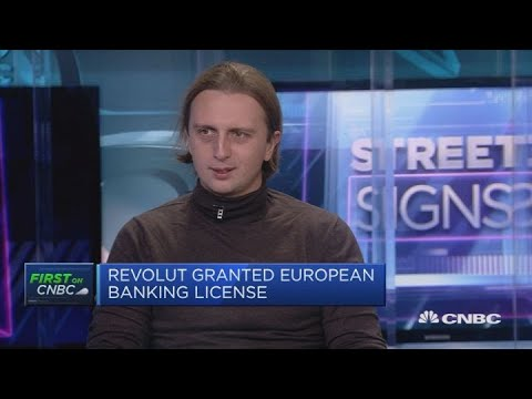 Revolut CEO: SoftBank tie-up may happen in the future | Street Signs Europe
