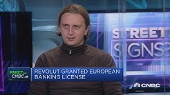 Revolut CEO: SoftBank tie-up may happen in the future   Street Signs Europe