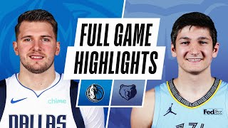 Game Recap: Mavericks 114, Grizzlies 113