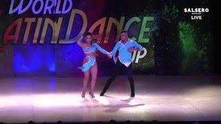 Gabrel Alejandro Jana & Eva Duran, Chile, Bachata Couple Pro, Chile, Final Round, WLDC 2015