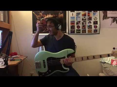 fornire un sacco di elegante stile distintivo Paramore - Hard Times Bass Cover (Tab in Description)