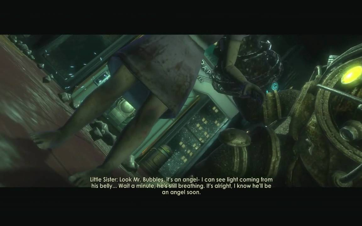 Bioshock Full Walkthrough Level 1 Welcome To Rapture