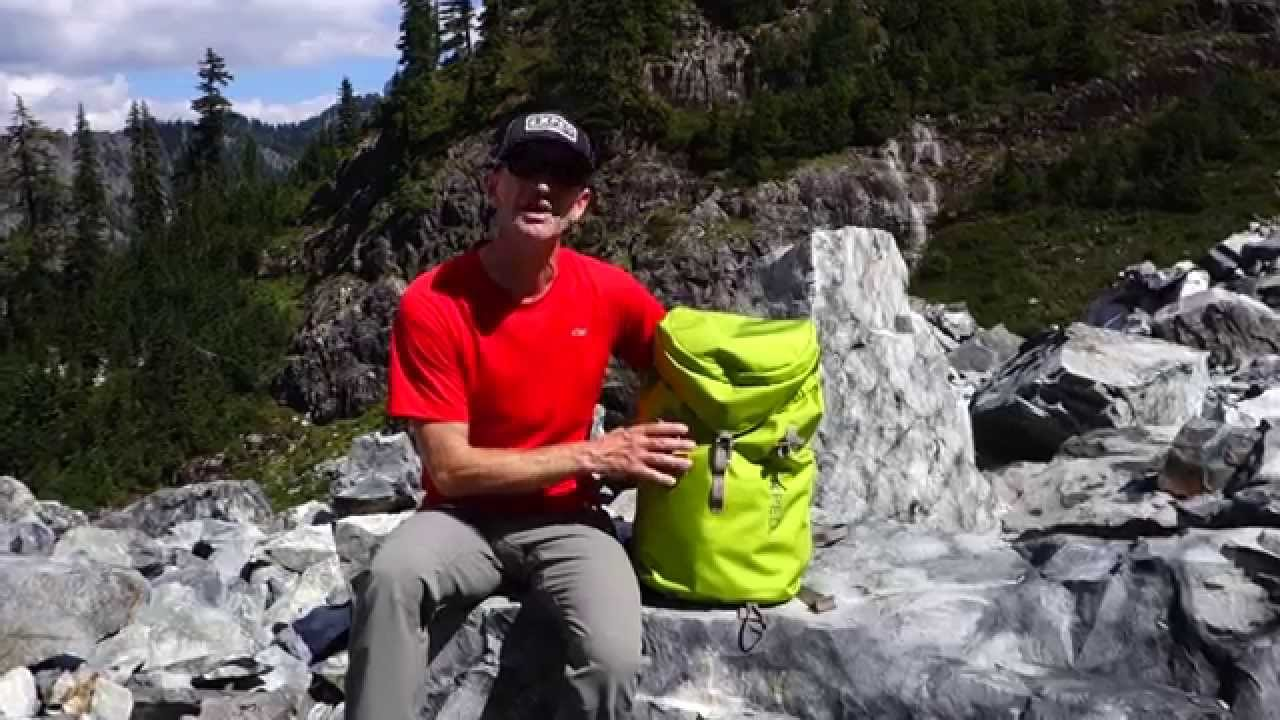 Exped Core 35 Rucksack