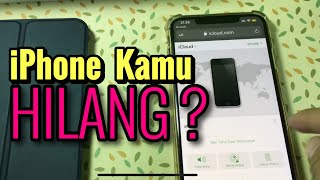 Ini adalah Tips Mengatasi iPhone Yang Hilang Tetap Dapat di Lacak. - Video Lacak iPhone....