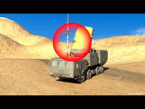 DARPA   Air Warfare Concept For Highly Contested Environments Combat Simulation 720p