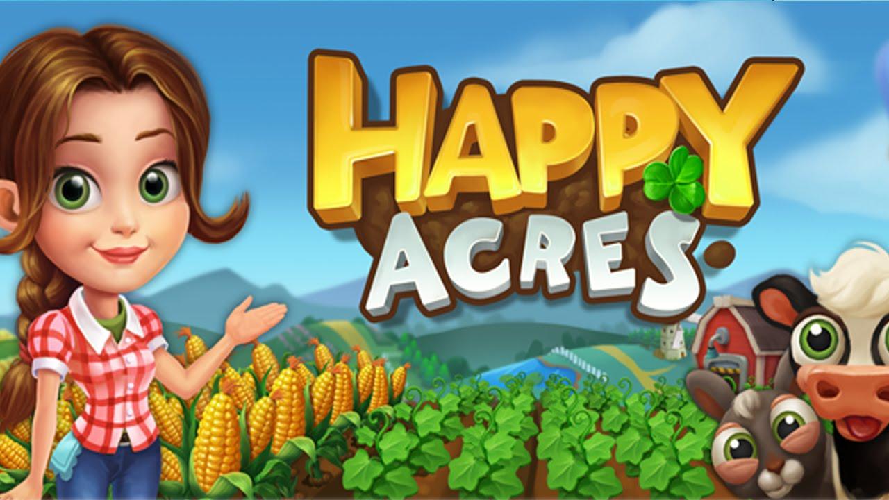 HAPPY ACRES - Level 15 - iPad / iPhone / Android
