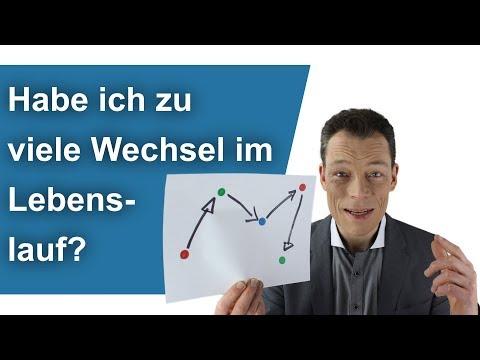 Lebenslauf Bewerbung: Habe ich zu viele Wechsel? Frag Coach Wehrle (15)