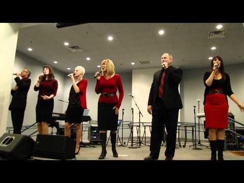 The Crist Familyin concert