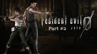 Resident Evil 0: HD Remaster (Прохождение с озвучкой) - Part #2 (PC Rus)