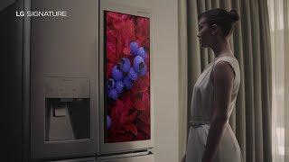 LG SIGNATURE 냉장고 (60초)