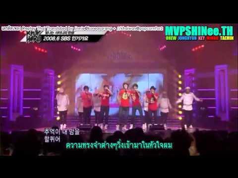 "[THAI SUB] SHINee ♥ 彡 "" ชีวิตซุปตาร์ "" 2 0 0 8 - 2 0 1 2 ♥ 彡 EP.1-8"