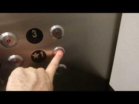 Thyssenkrupp Hydraulic Elevator At UT Austin Thompson Conference Center