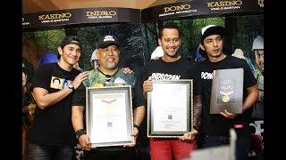 Film Warkop DKI Reborn Jangkrik Boss Part 2 Raih Penghargaan MURI