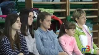 В Черноморске прошли показательные выступления по оказанию первой помощи