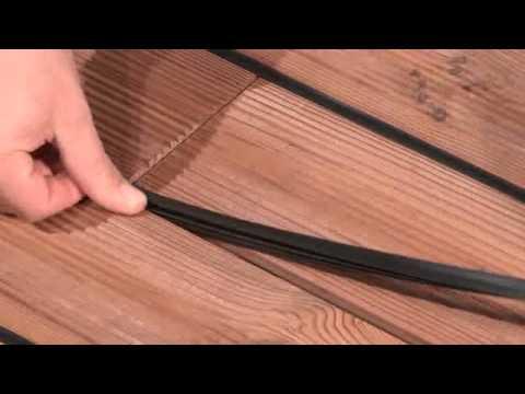 wpc dielen verlegen karle rubner terraprotect fugendichtungsband terrassenfugenband anleitung