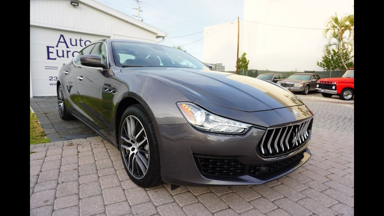 Here's Why The Maserati Ghibli Sedan Can Suck It - Review and Test Drive by Bill