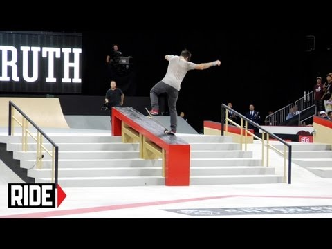 Chris Cole Wins Street League Super Crown