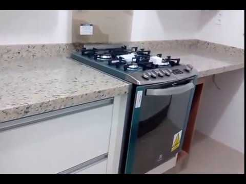 Cozinha pequena planejada youtube - Armarios para casas pequenas ...