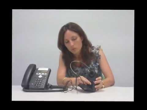 Setup Jabra Pro 920 With Telephone With Headset Port Youtube