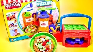 Play Doh Twirl N Top Pizza Shop Pizzeria Pizza Maker Playset By Unboxingsurpriseegg