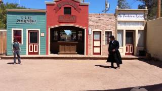 Gunfight at the OK Corral Reenactment