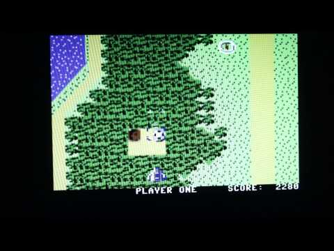 Arcade Perfect? - My Arse!! - Xevious
