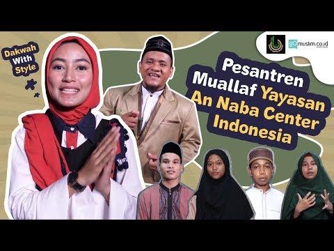 Pesantren Ini Jadi Rumah Bagi Mualaf Belajar Islam