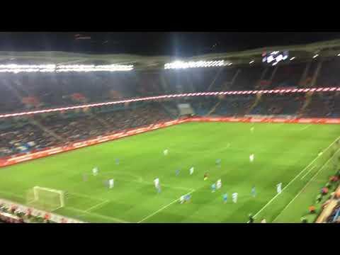 Erzurumspor Seyircisi Trabzon Deplasmanı şampiyon Trabzon Sesleri