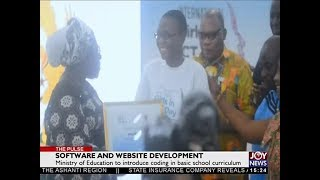 Software and Website Development - The Pulse on JoyNews (14-5-18)