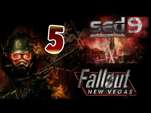 Fallout: New Vegas #5 - Ива - Лучший компаньон