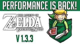 Cemu | Fps++ Performance Tips | Zelda BotW