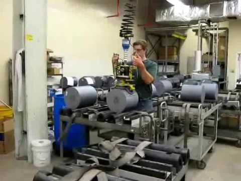 Silicon Ingot Lifting Device