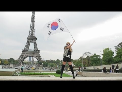 [The Three Colors of Korea] Special Event Winner: Harmony Larcher (France)