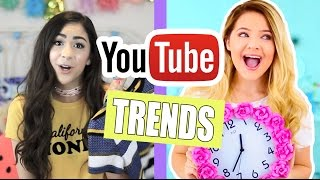 The Evolution of YouTube Trends