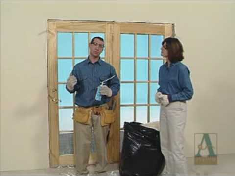 How To Insulate Your Patio Door   YouTube