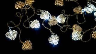 Dekoratif Led Işık Zinciri 3 Metre